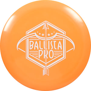 Latitude 64 Limited Edition Reprocessed Gold Ballista Pro Distance Driver Golf Disc