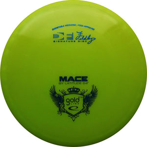 Latitude 64 Gold Line Mace Midrange Golf Disc