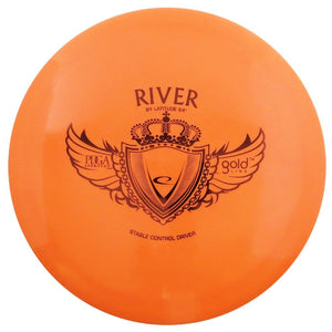 Latitude 64 Gold Line River Fairway Driver Golf Disc