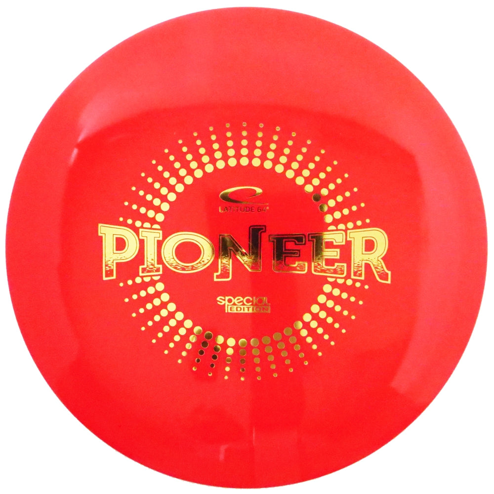 Latitude 64 Special Edition Gold X-Blend Pioneer Fairway Driver Golf Disc