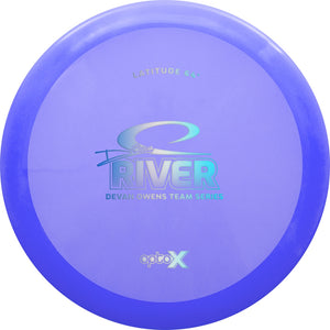 Latitude 64 Limited Edition Team Series Devan Owens Opto-X River Fairway Driver Golf Disc