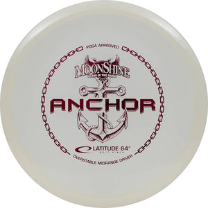 Latitude 64 Moonshine Glow Opto Anchor Midrange Golf Disc