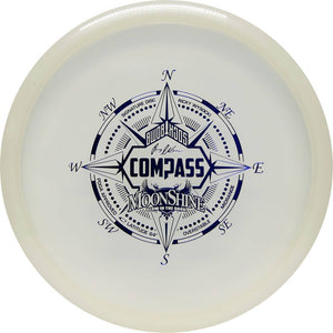 Latitude 64 Moonshine Glow Opto Compass Midrange Golf Disc