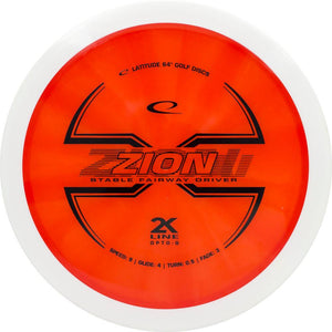 Latitude 64 2K Line Opto-G Zion Fairway Driver Golf Disc