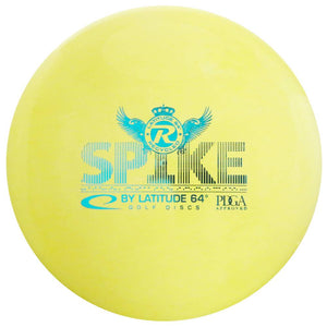 Latitude 64 Reprocessed Gold Spike Putter Golf Disc