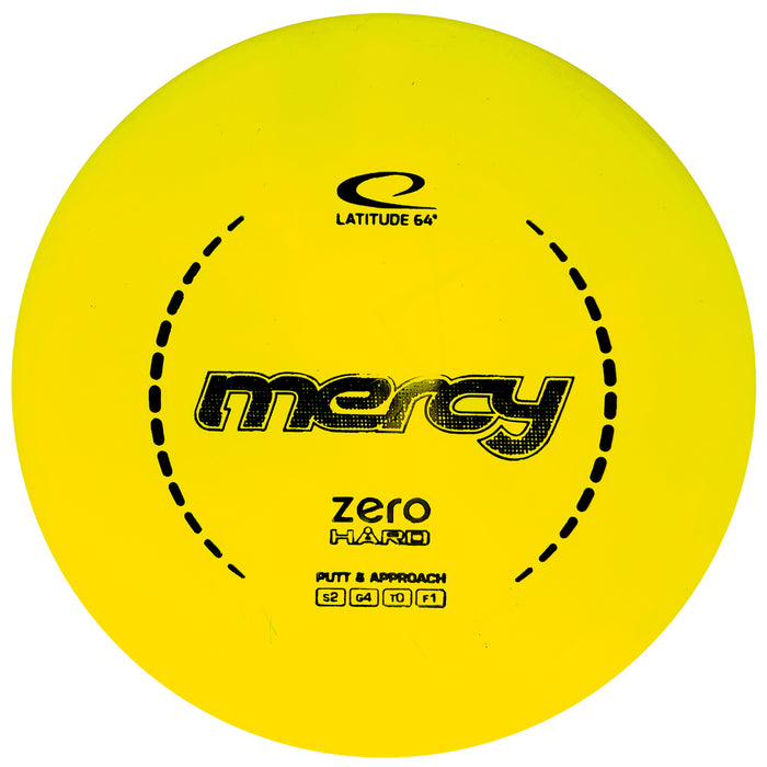 Latitude 64 Zero Line Hard Mercy Putter Golf Disc