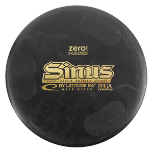 Latitude 64 Zero Line Hard Sinus Putter Golf Disc