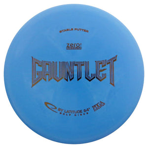 Latitude 64 Zero Line Medium Gauntlet Putter Golf Disc