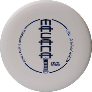 Latitude 64 Zero Line Medium Macana Putter Golf Disc