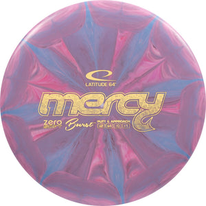 Latitude 64 Zero Soft Burst Mercy Putter Golf Disc