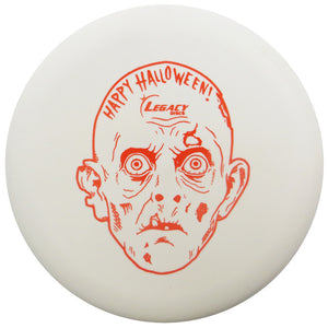 Legacy Limited Edition 2018 Halloween Glow Gravity Edition Hunter Putter Golf Disc