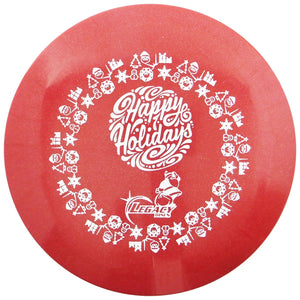 Legacy Limited Edition 2018 Holiday Sparkle Icon Enemy Fairway Driver Golf Disc