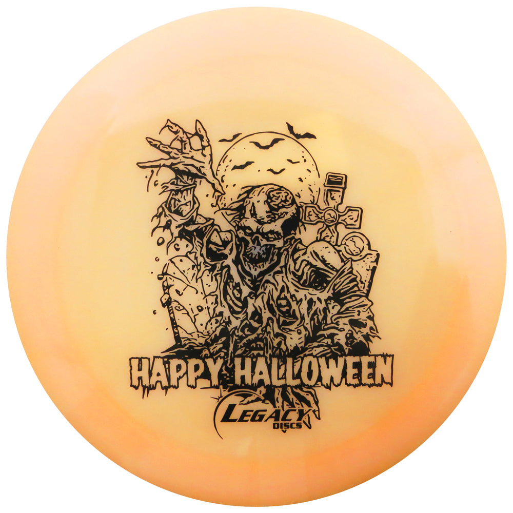 Legacy Limited Edition 2019 Halloween Glow Icon Outlaw Distance Driver Golf Disc