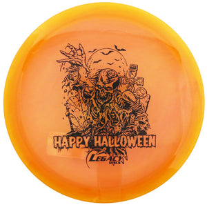 Legacy Limited Edition 2019 Halloween Pinnacle Edition Bandit Fairway Driver Golf Disc