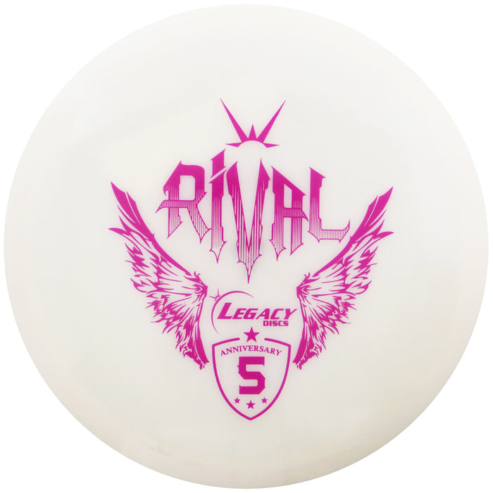 Legacy Limited Edition 5-Year Anniversary Glow Icon Rival Fairway Driver Golf Disc
