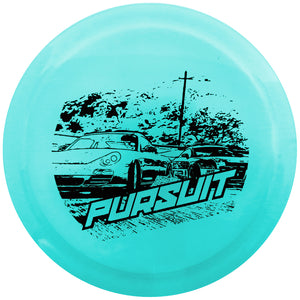 Legacy Limited Edition First Run Pinnacle Pursuit Midrange Golf Disc