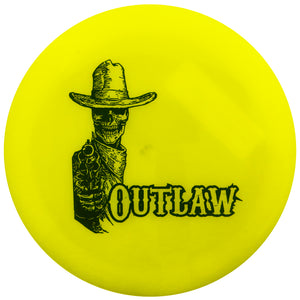 Legacy Limited Edition Pinnacle Outlaw Distance Driver Golf Disc