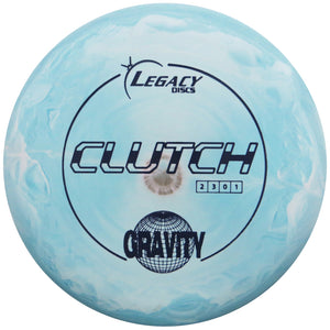 Legacy Swirly Gravity Clutch Putter Golf Disc