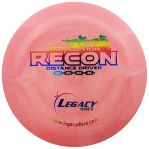 Legacy Swirly Icon Recon Distance Driver Golf Disc