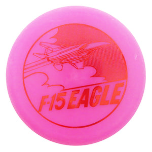 Lightning Golf Discs Warbird F-15 Eagle Inter-Locking Mini Marker Disc