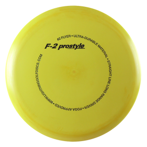 Lightning Prostyle F-2 #2 Flyer Fairway Driver Golf Disc
