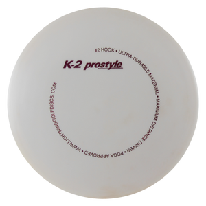 Lightning Prostyle K-2 #2 Hookshot Fairway Driver Golf Disc