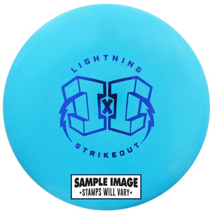 Lightning Strikeout Prostyle S-2 #2 Slice Midrange Golf Disc