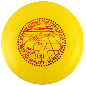 Lightning Standard #2 Helix Distance Driver Golf Disc