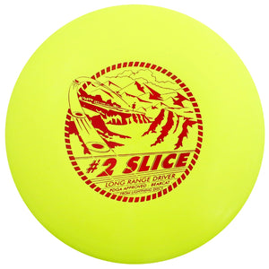Lightning Standard #2 Slice Midrange Golf Disc