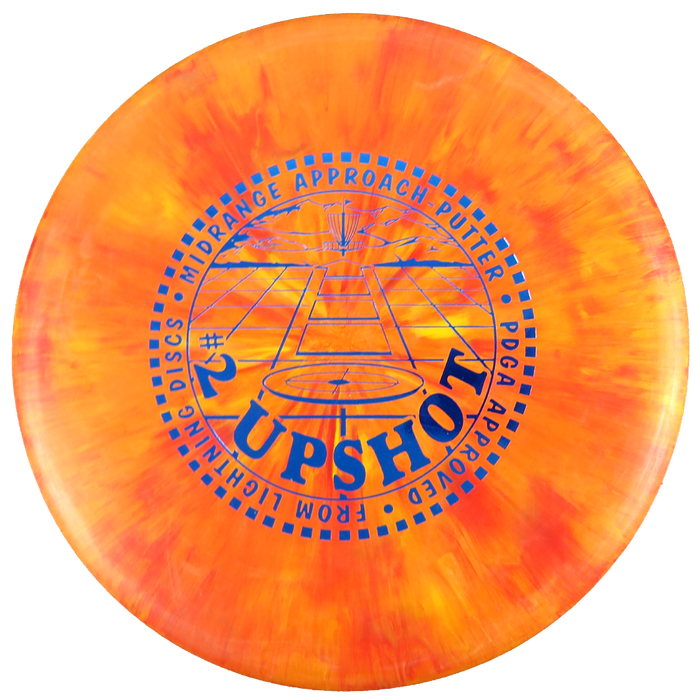 Lightning Standard #2 Upshot Putter Golf Disc