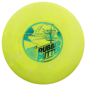 Lightning Standard Rubber Putter Golf Disc