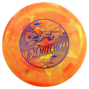Lightning Warbird Standard B-25 Mitchell #1 Driver Fairway Driver Golf Disc