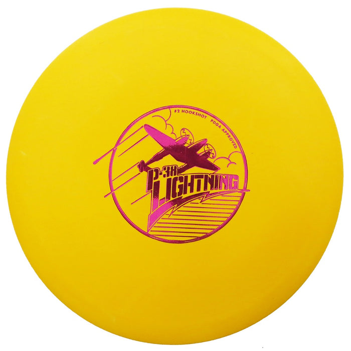 Lightning Warbird Standard P-38 #2 Hookshot Fairway Driver Golf Disc