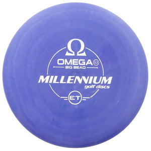 Millennium ET Big Bead Omega Putter Golf Disc