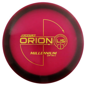 Millennium Quantum Orion LS Distance Driver Golf Disc