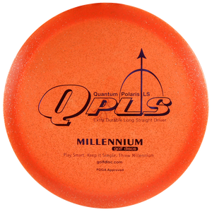 Millennium Quantum Polaris LS Fairway Driver Golf Disc