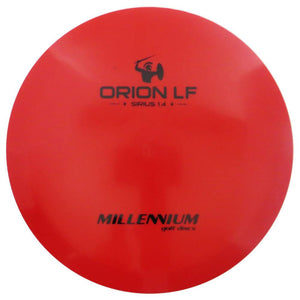 Millennium Sirius Orion LF Distance Driver Golf Disc