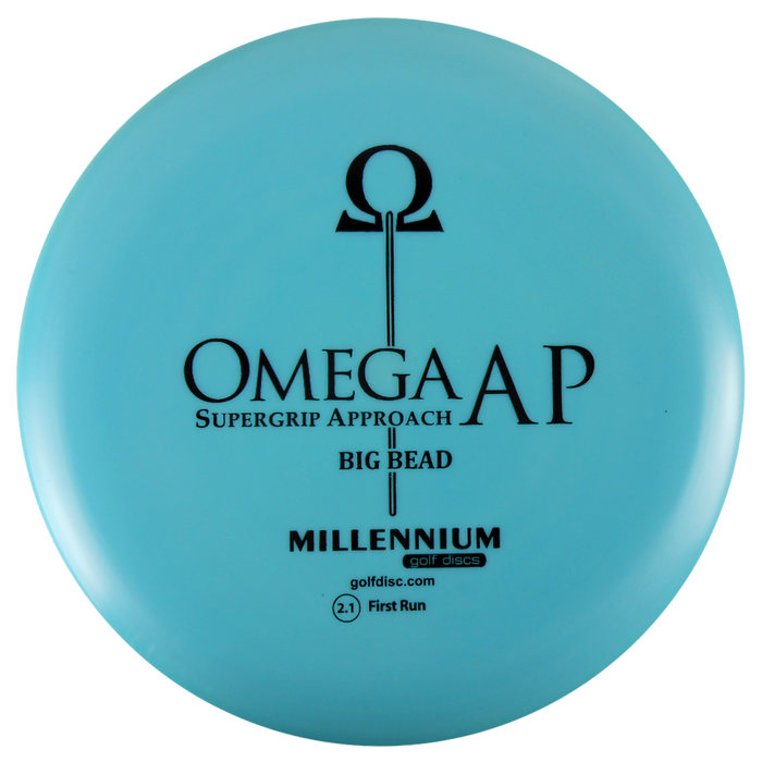 Millennium Standard Big Bead Omega AP Putter Golf Disc