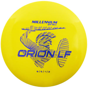 Millennium Standard Orion LF Distance Driver Golf Disc