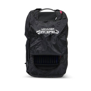 MVP Forcefield Voyager Slim Backpack Bag Rainfly