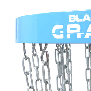 MVP Black Hole Gravity 26-Chain Disc Golf Basket