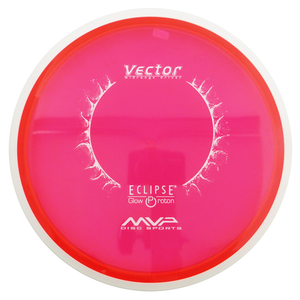 MVP Eclipse Glow Proton Vector Midrange Golf Disc