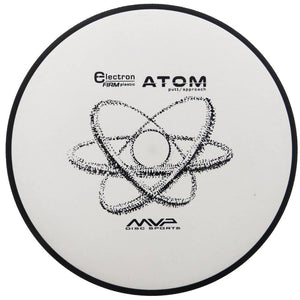 MVP Electron Firm Atom Putter Golf Disc