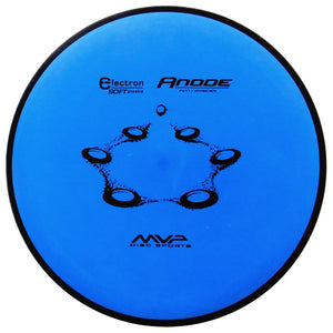 MVP Electron Soft Anode Putter Golf Disc