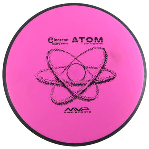 MVP Electron Soft Atom Putter Golf Disc