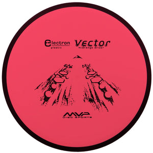 MVP Electron Vector Midrange Golf Disc