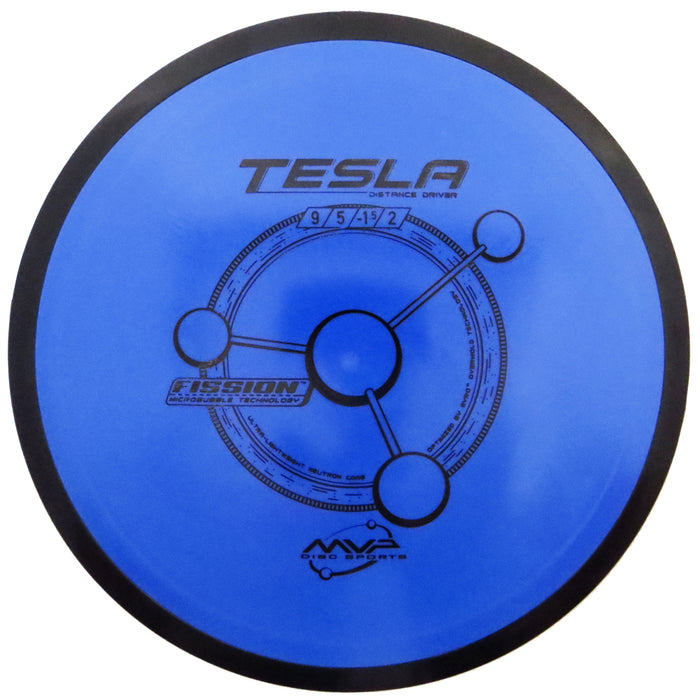 MVP Fission Tesla Distance Driver Golf Disc