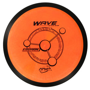 MVP Fission Wave Distance Driver Golf Disc