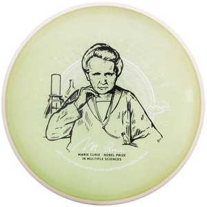 MVP Special Edition Marie Curie Eclipse 2.0 Glow Proton Reactor Midrange Golf Disc