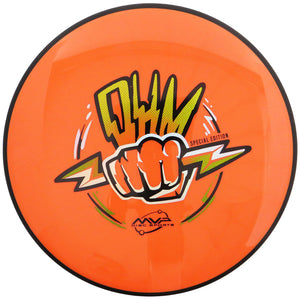 MVP Special Edition Neutron Ohm Putter Golf Disc